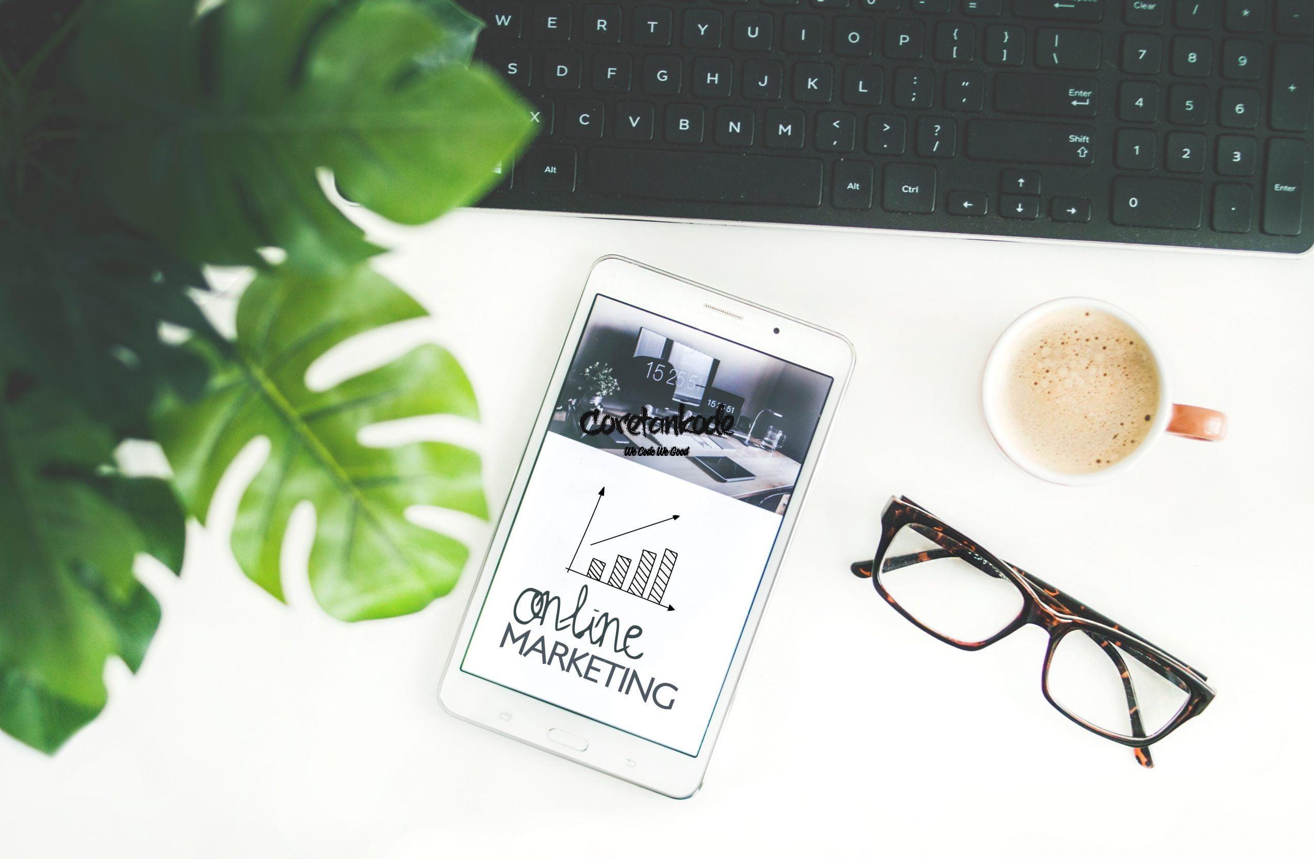 Ide Bisnis Online Modal Pas Terbaru - CoretanKode