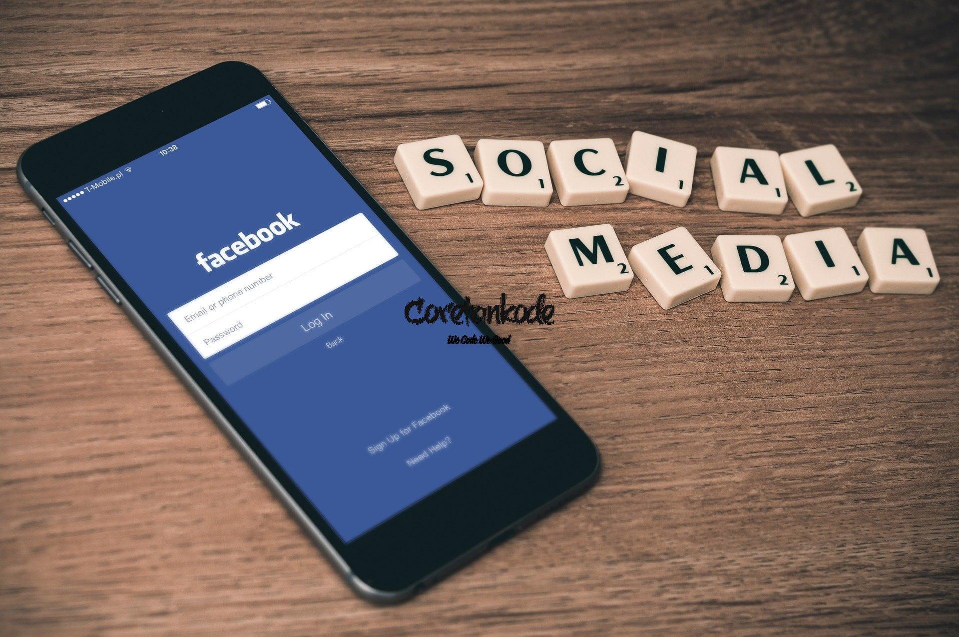 Cara Cepat Membuat Akun Facebook