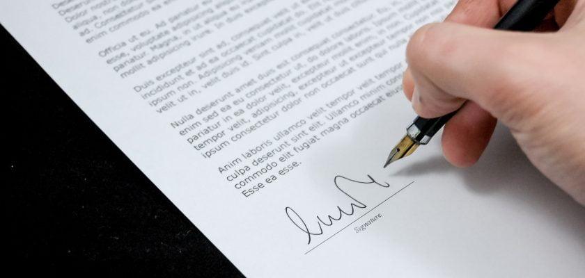 5 Contoh Surat Lamaran Kerja Tulis Tangan yang Baik