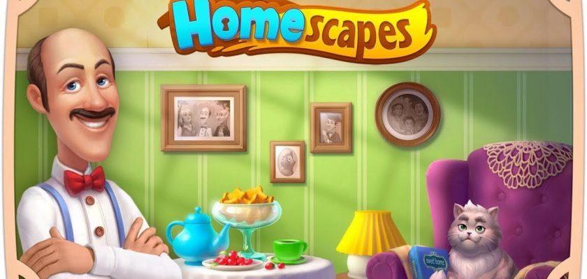 Download Homescapes MOD APK